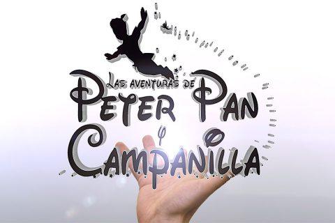 Las aventuras de Peter pan y Campanilla – EL MUSICAL