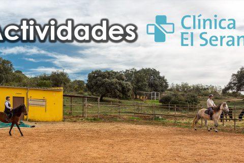 """Actividades de Ocio – Clínica """"El Seranil"""""""
