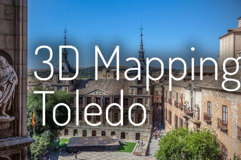 TOLEDO (Mini-Video 3d Mapping)