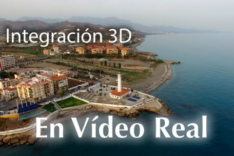 Servicio de Integración 3D en imagen Real