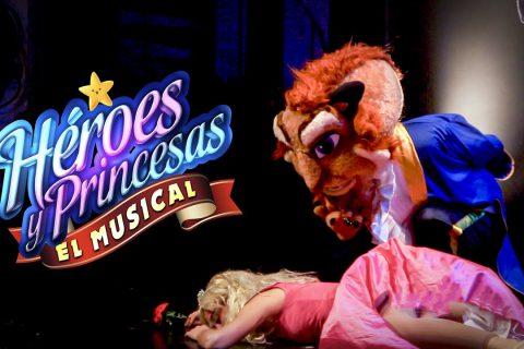 Trailer del Musical Heroes y Princesas (El Musical)