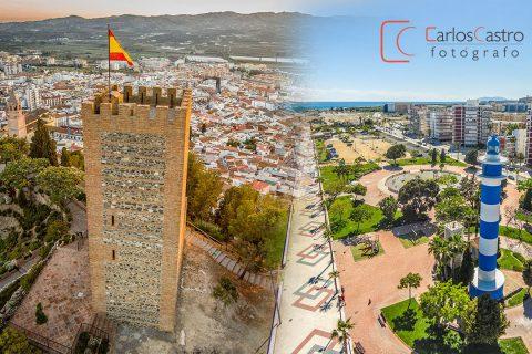 Fotografías de Vélez-Málaga, Torre del Mar y Caleta. Por Carlos Castro Fotógrafo