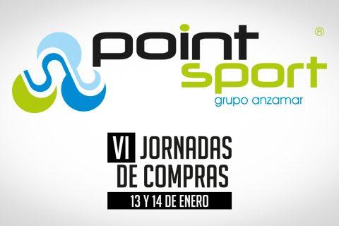 VI Jornadas de Compras organizadas por Point Sport (Grupo Anzamar)