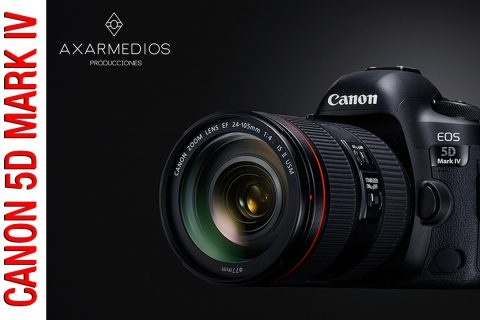 Unboxing y Review Canon EOS 5D Mark IV (Español / Spanish)
