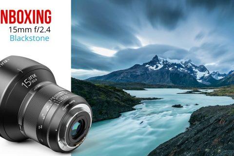 Unboxing y Review Objetivo Irix 15mm f/2.4 Blackstone