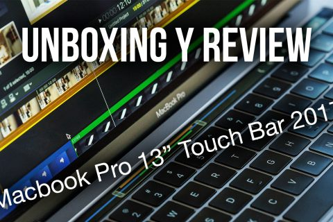 Apple Macbook Pro TouchBar 2017 – Unboxing y Review en Español (Spanish)