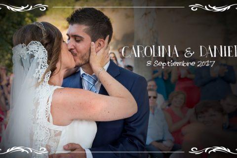 Carolina y Daniel – 8 de Septiembre de 2017 – Teaser