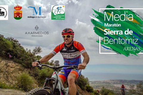 "Spot Media Maratón MTB ""Sierra de Bentomiz"", Arenas"