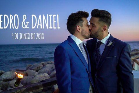 Pedro & Daniel | Wedding Teaser | Puerto Niza