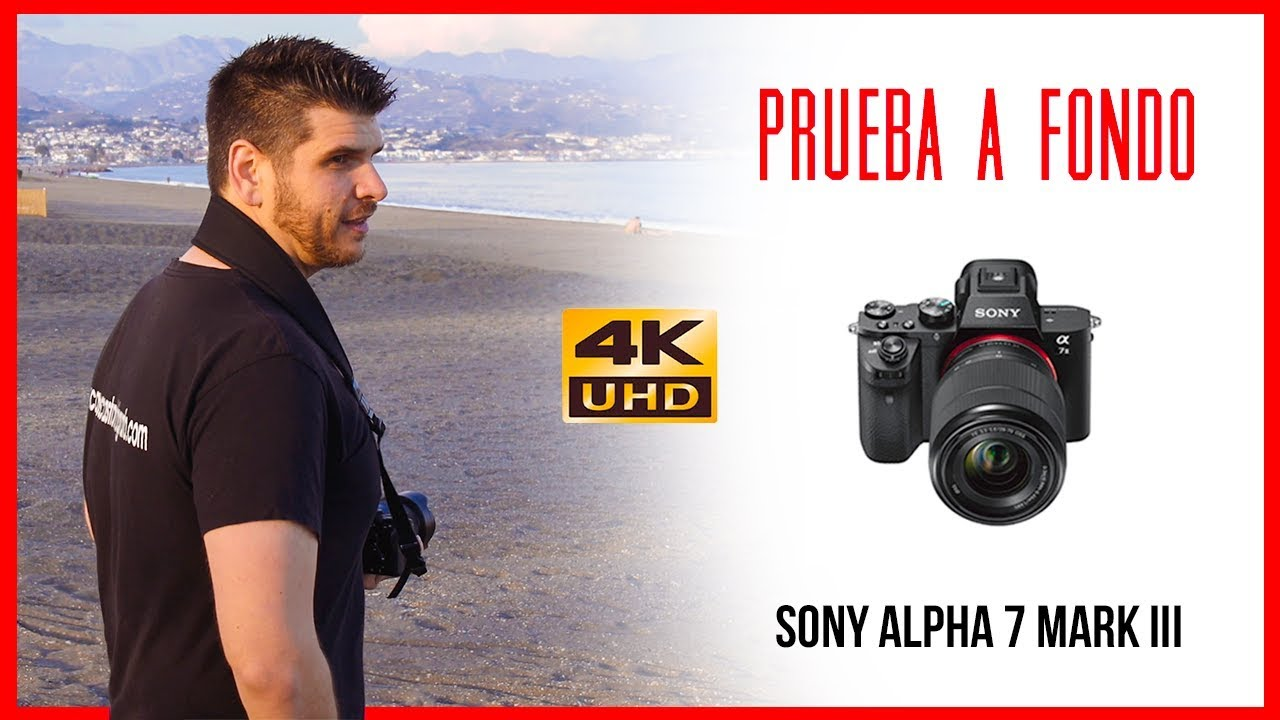 Review Sony alpha 7 mark III